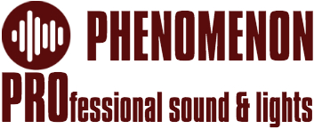 PHENOMENON-PROfessional sounds & lights